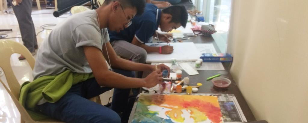6 Art Painting Workshop June 17 2017
