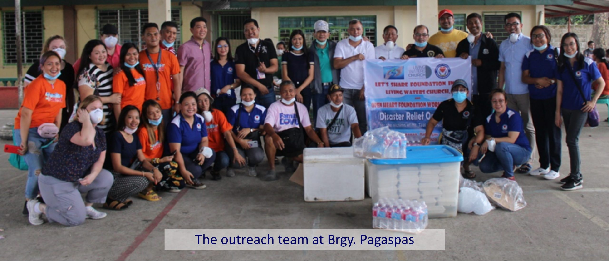 8 Batangas Outreach